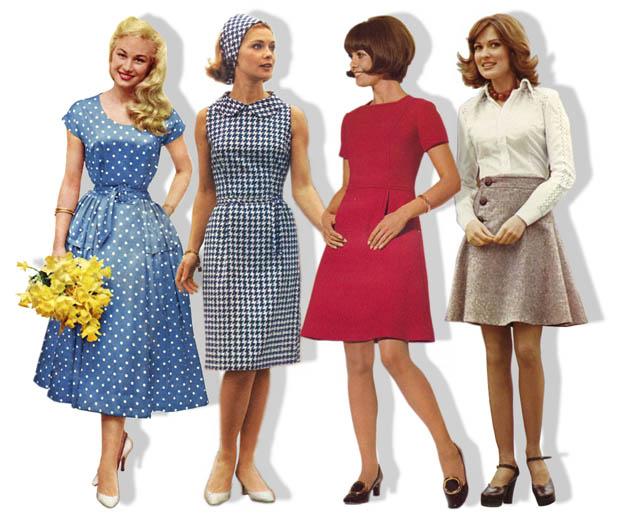 moda infantil na decada de 70